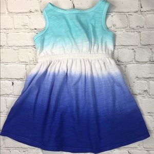 Old Navy Infant Summer Cotton Dress Sz 18-24Mo